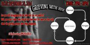 Greiving with HIV